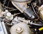 Газовый двигатель на Ниву