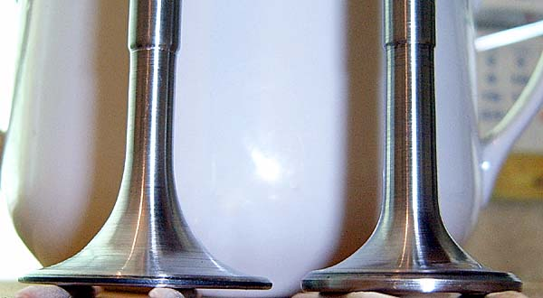 Как сделать большие клапана ваз